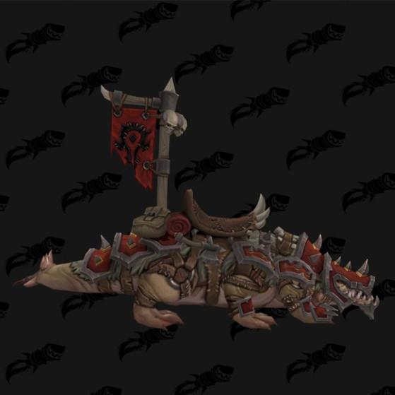 Coloris Horde - World of Warcraft