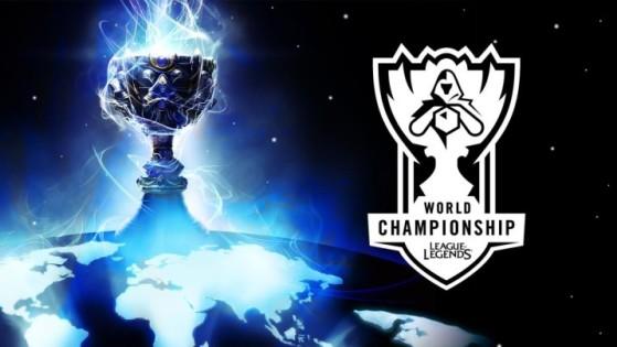 Worlds LoL 2016 Saison 6 : Phase de Groupes