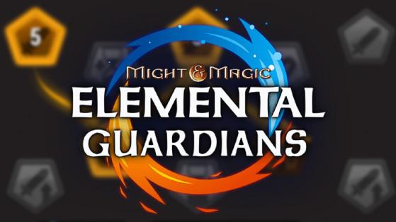 Elemental Guardians : choix de la Maison de Magie
