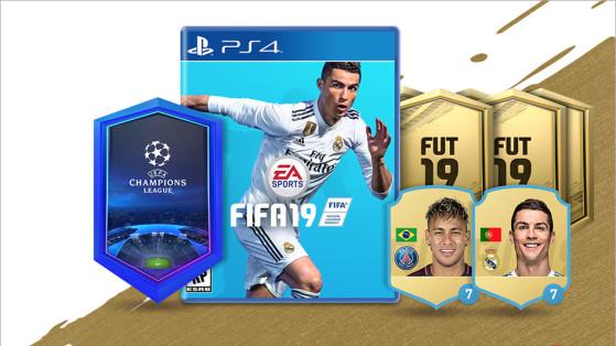 FIFA 19 : éditions spéciales et collectors