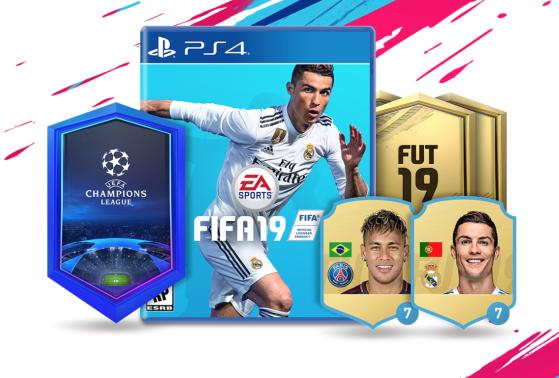 89,99 euros sur Xbox One et PS4 et 79,99 euros sur PC - FIFA