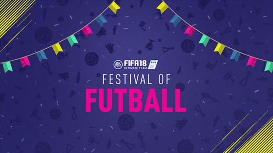 FUT 18 : Festival de FUTball