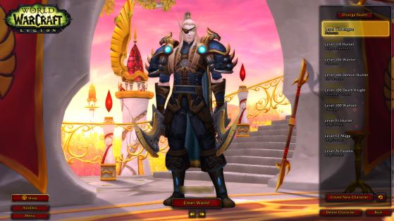 Durant Legion - World of Warcraft