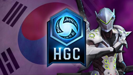 HotS HGC 2018 Korea Phase #2