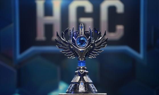 Trophée du HGC - Heroes of the Storm