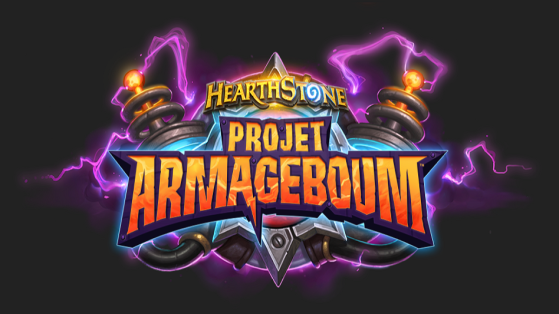 Hearthstone, nouvelle extension Projet Armageboum (Boomsday Project)