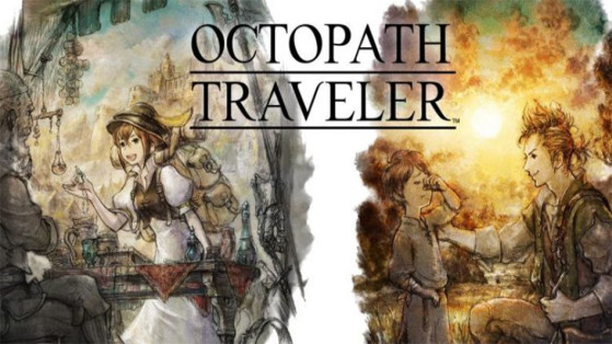 Octopath Traveler : Test (Nintendo Switch)
