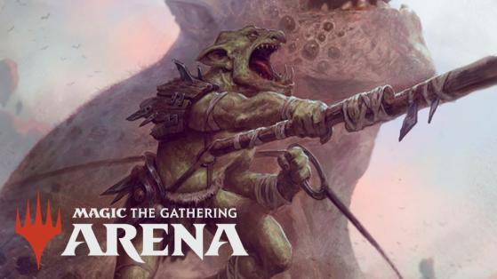 Magic Arena, le guide du Rouge pour Magic 2019