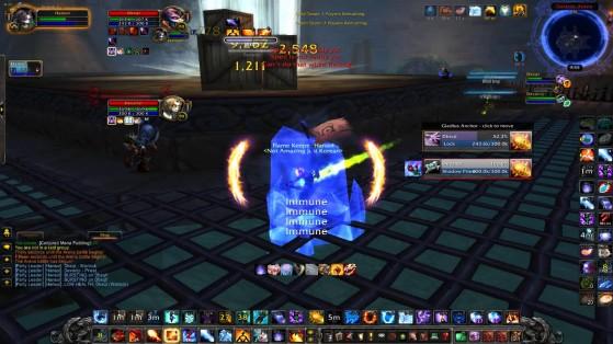 Interface de Hansol - World of Warcraft