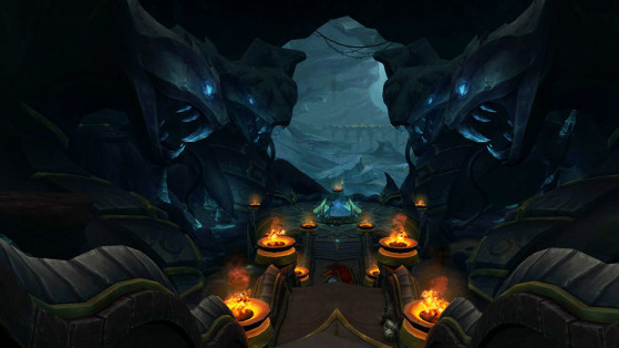 WoW BFA Guide Donjon : Temple de Sephraliss