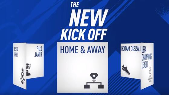 FIFA 19 : Coup d'envoi 2.0, les nouveautés