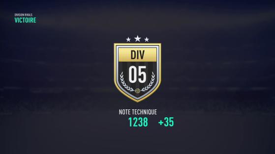 Votre division - FIFA