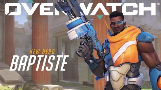 Overwatch : Baptiste, support, Héros 30, Griffe