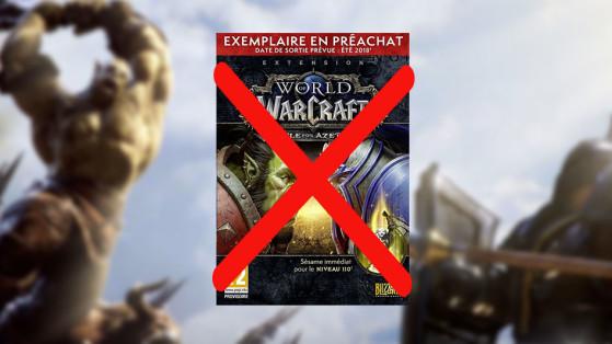 WoW : Changement des conditions d'accès à la bataille de Lordaeron