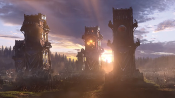 WoW BFA: La bataille de Lordaeron