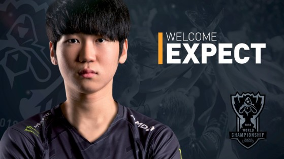 LCS EU : Expect rejoint Fnatic