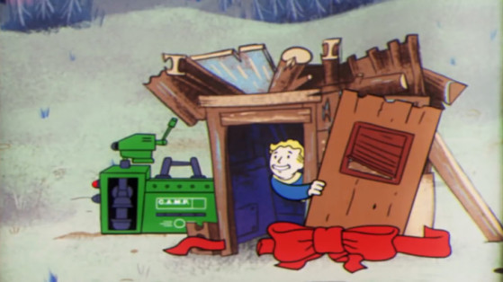 Guide Fallout 76 : Construction de base, C.A.M.P.