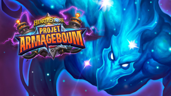 Hearthstone, decks low cost Armageboum (Boosmday Project)