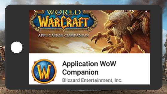 WoW BFA : La WoW Companion App est de retour