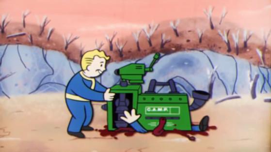 Guide Fallout 76 : Craft, liste et matériaux