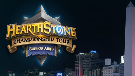 Hearthstone, Decks HCT Buenos Aires 2018