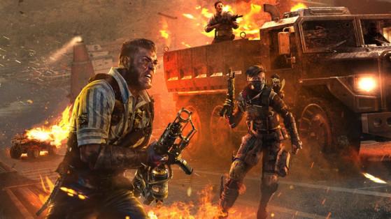 Black Ops 4 : nouvelles informations sur Blackout