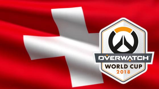 Overwatch Coupe du monde 2018 : Equipe Suisse