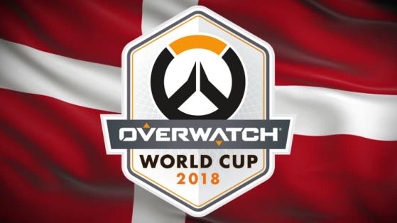 Overwatch Coupe du monde 2018 : Equipe Danemark