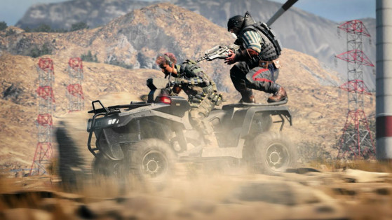 Black Ops 4 : Fast Collapse, nouveau mode de jeu Blackout