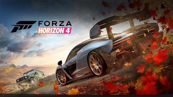 Forza Horizon 4 : Test (PC, Xbox One)