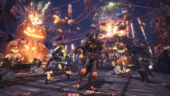 Monster Hunter World : Festival d'automne sur PC