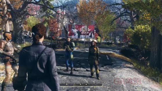 Fallout 76 : Près de 400 heures de gameplay d'ici 1 semaine