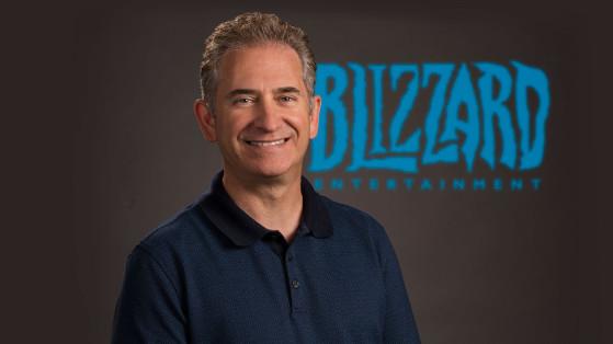 Mike Morhaime remplacé par J. Allen Brack en tant que président de Blizzard