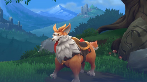 Battlerite Royale : comment avoir la monture Barky, le chien enjoué