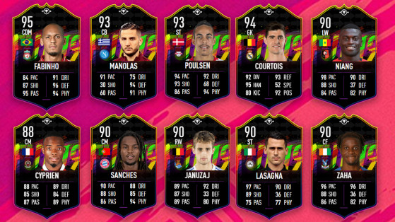 FUT 19 : Swap Deals, DCÉ Échanges