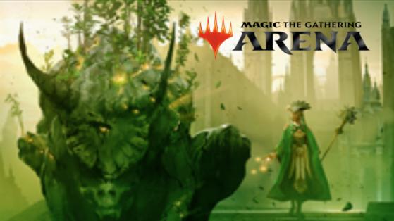 Magic Arena : Guildes de Ravnica, Top 5 Vert