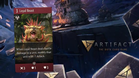 Artifact : Loyal Beast