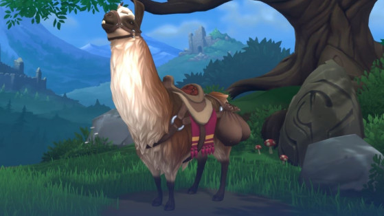 Battlerite Royale : comment avoir Bouncy le Lama, peluche, magasin