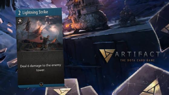 Artifact : Lightning Strike