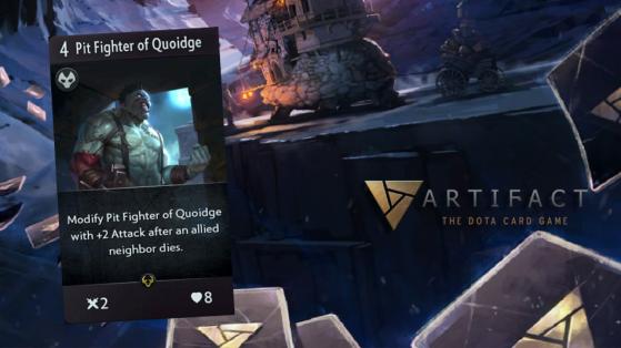 Artifact : Pit Fighter Of Quoidge