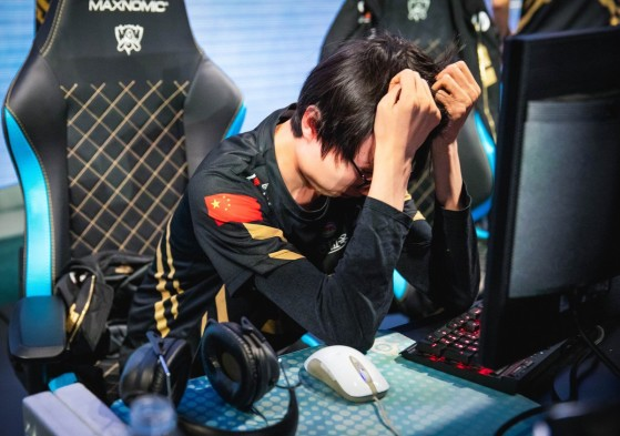 RNG a perdu tous ses moyens dans ce quart de finale - League of Legends