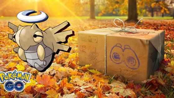Pokémon GO : Munja obtenable via les études de terrain de novembre
