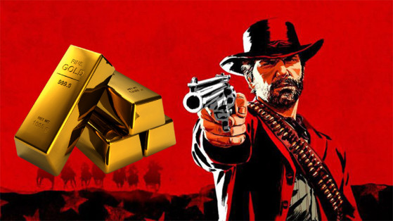 Argent Red Dead Redemption 2 : Lingot d'or infini, glitch, exploit