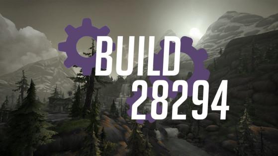 WoW BFA 8.1 : Build 28294