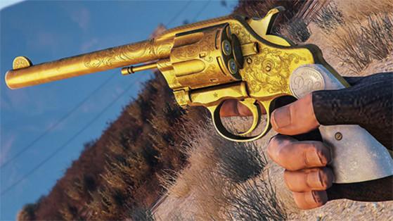 Meilleures armes Red Dead Redemption 2 : Guide