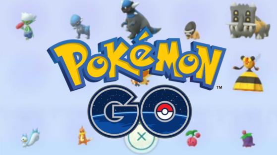 Pokémon GO : nouvelle vague de Pokémon de la 4G