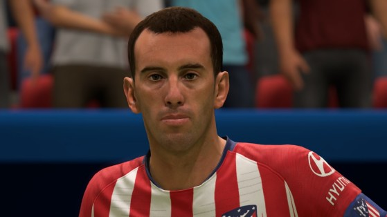 Godin - FIFA