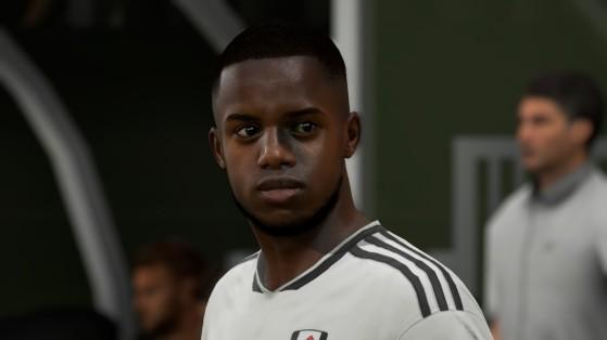 Sessegnon - FIFA
