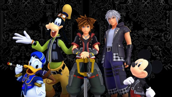Guide Kingdom Hearts 3 : Attractions, Disney