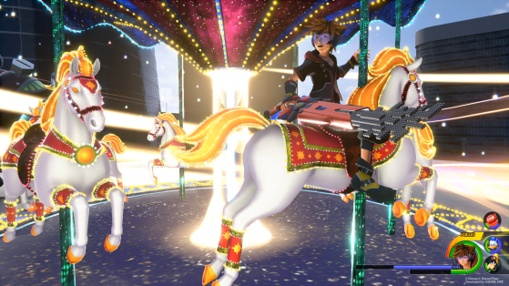 Le début de la chevauchée fantastique de Sora. - Kingdom Hearts 3